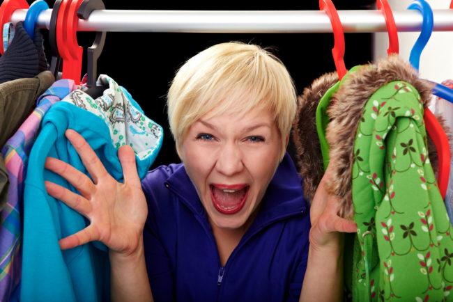 14 Modesünden der Frauen