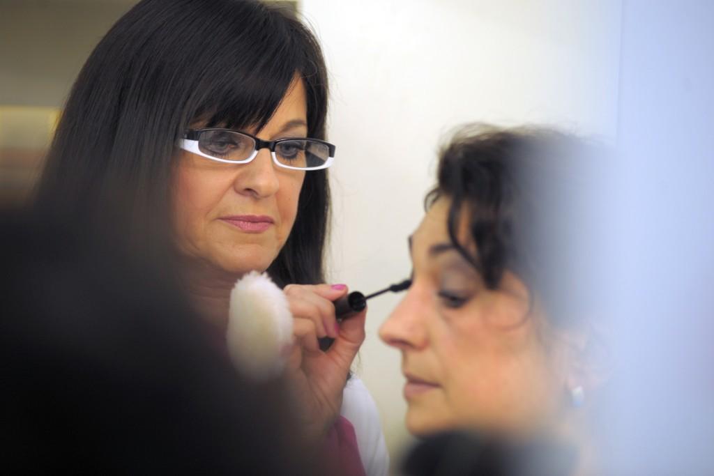 Feine Frische – sommerleichtes Make up für Damen 50plus
