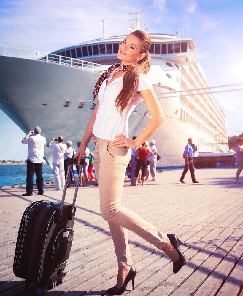 Ich packe meinen Koffer – für die Kreuzfahrt gut gerüstet