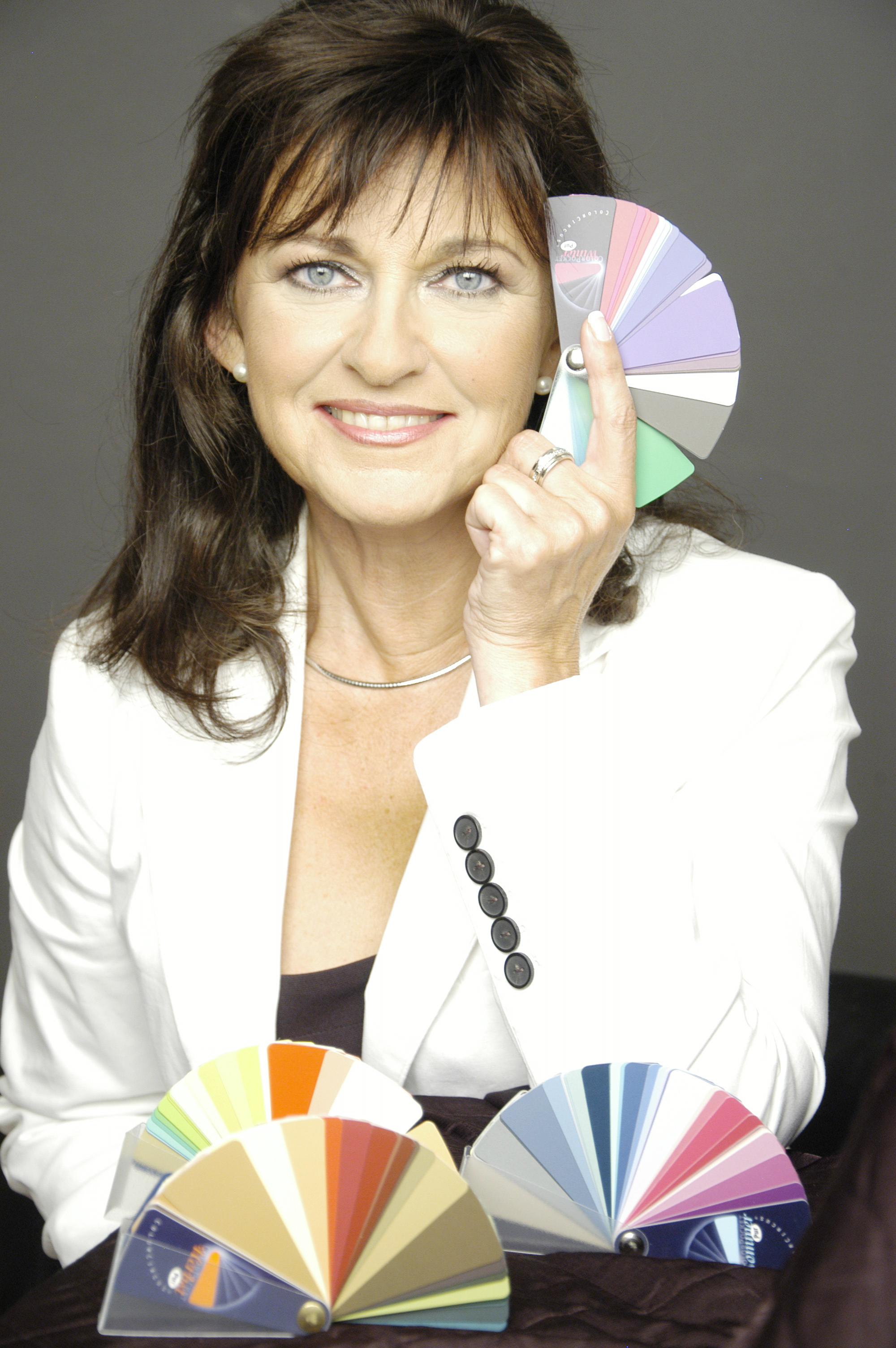 Der Wintertyp - Martina Berg - Image- und Stil-Expertin