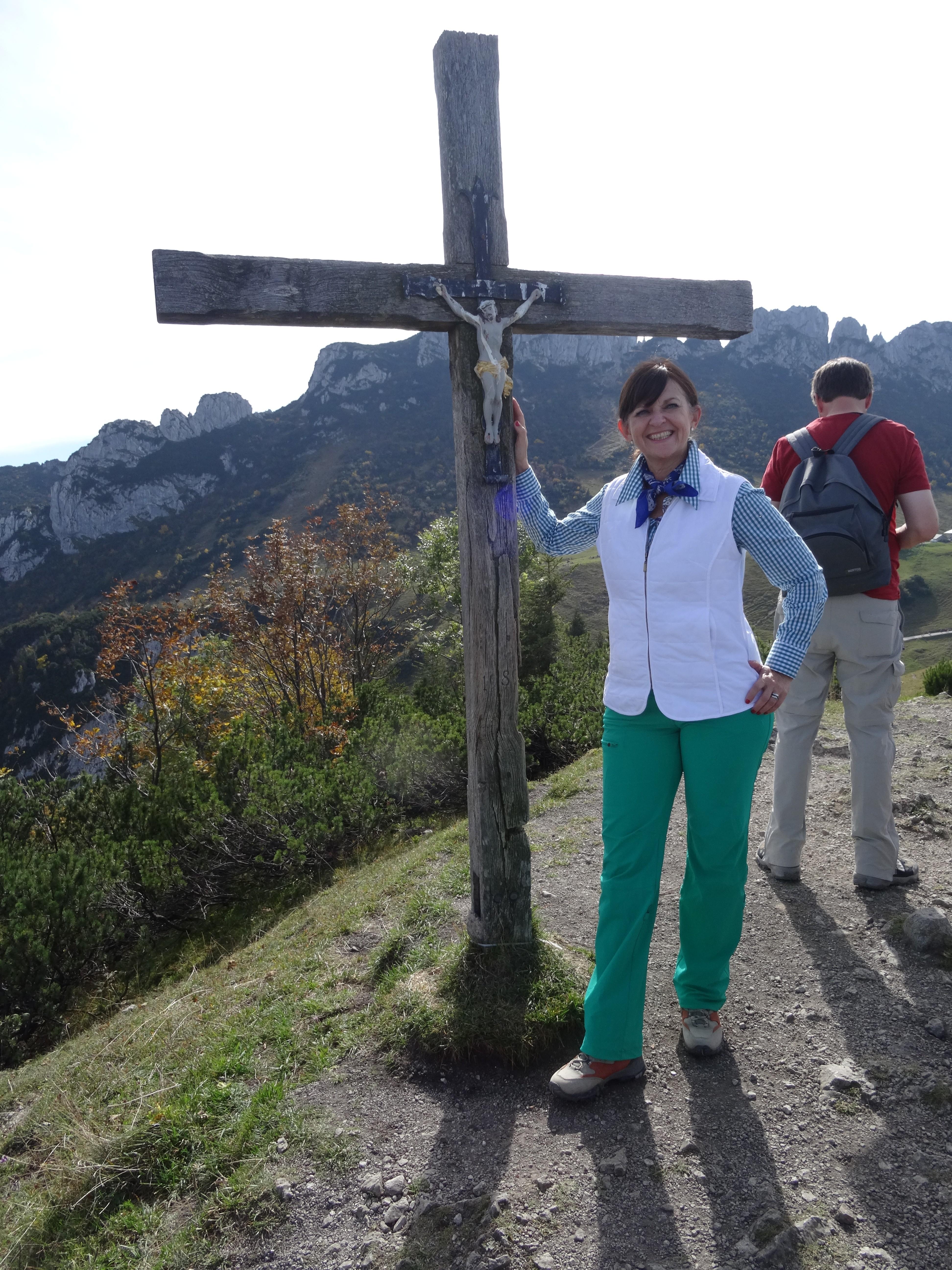 Herbstwanderung - Kampenwand - Martina Berg