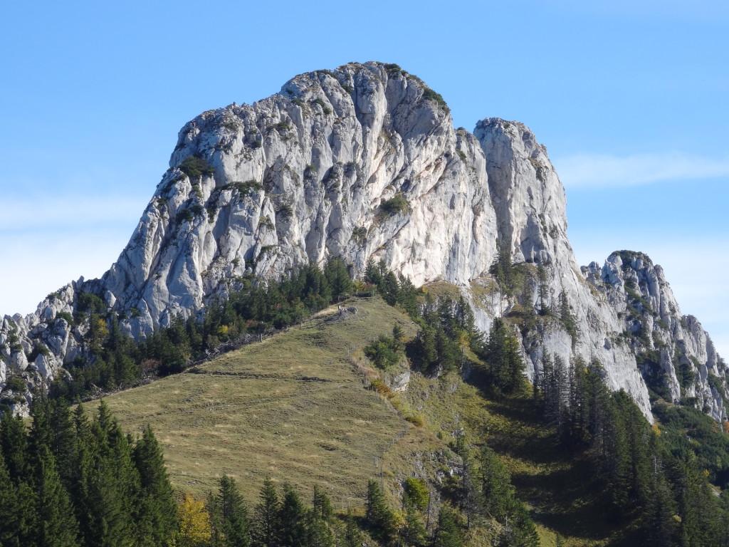 Herbstwanderung – Kampenwand