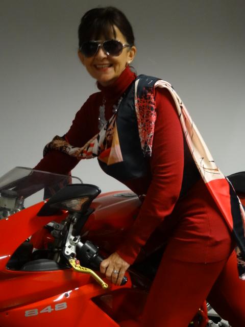 Motorrad-Sonnenbrille