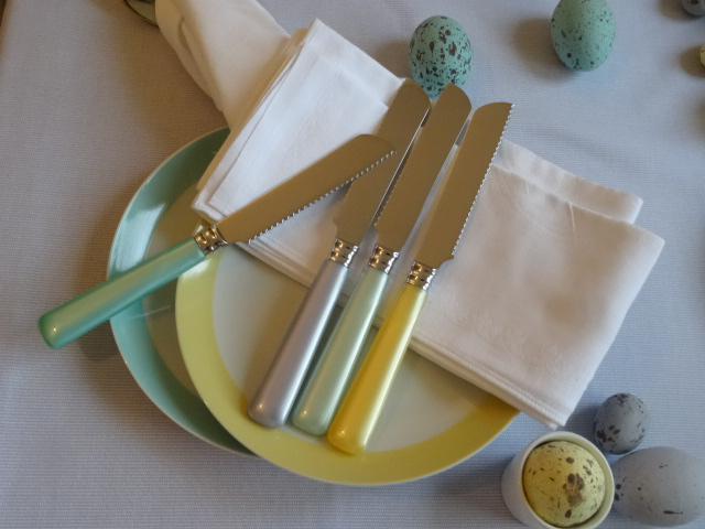 Geschirr-Frühstücksmesser