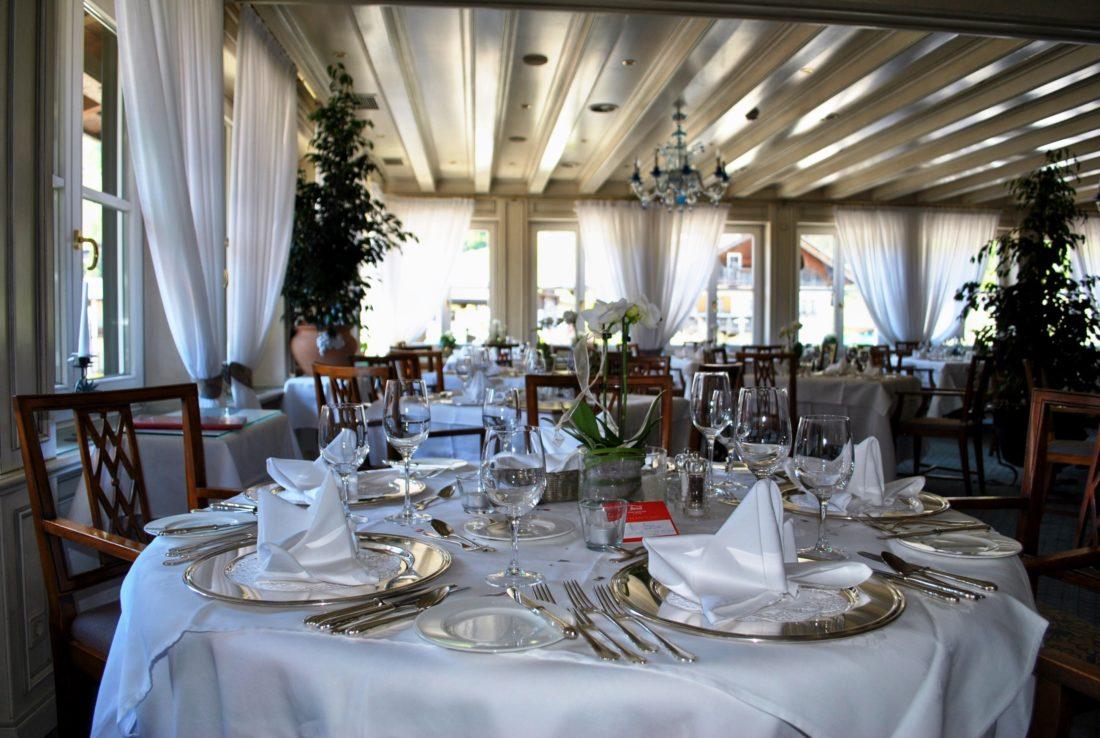 Tischdeko Gala