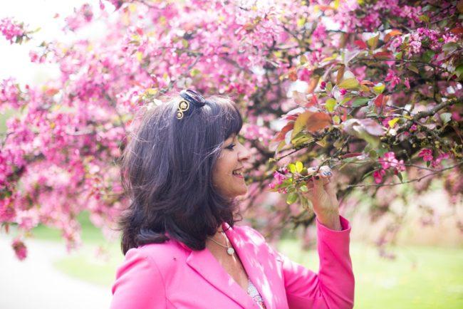 Pretty in Pink - Blazer - rose