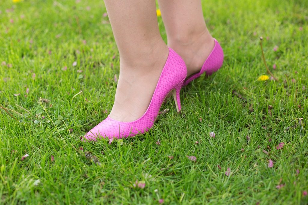 Pretty in Pink - Pumps