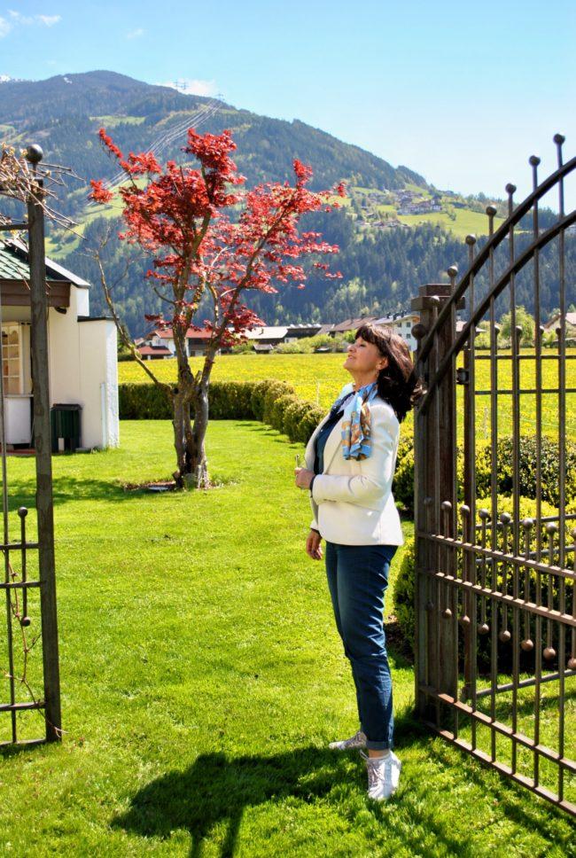 Zillertal 2016 Angekommen Outfit für die Reise