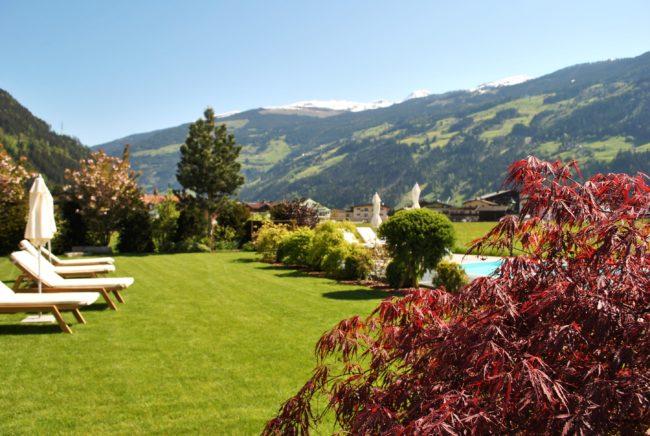 Zillertal 2016 Außenanlage