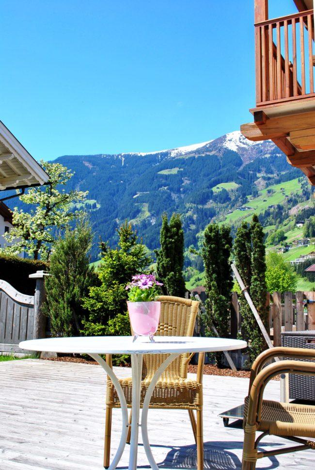 Zillertal 2016 - Hotel Theresa I