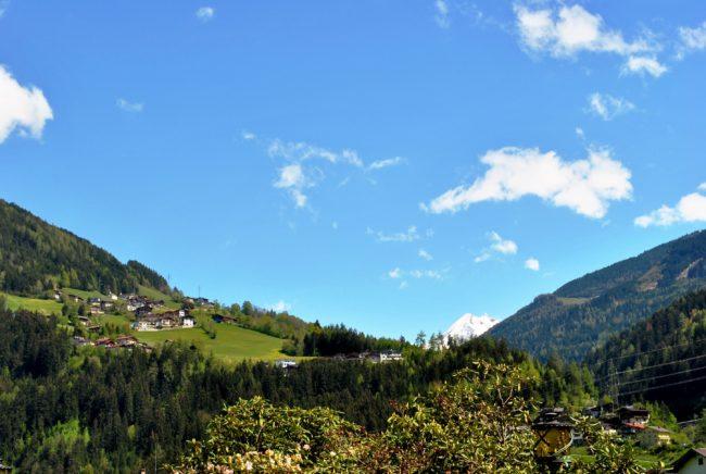 Zillertal 2016 Landschaft