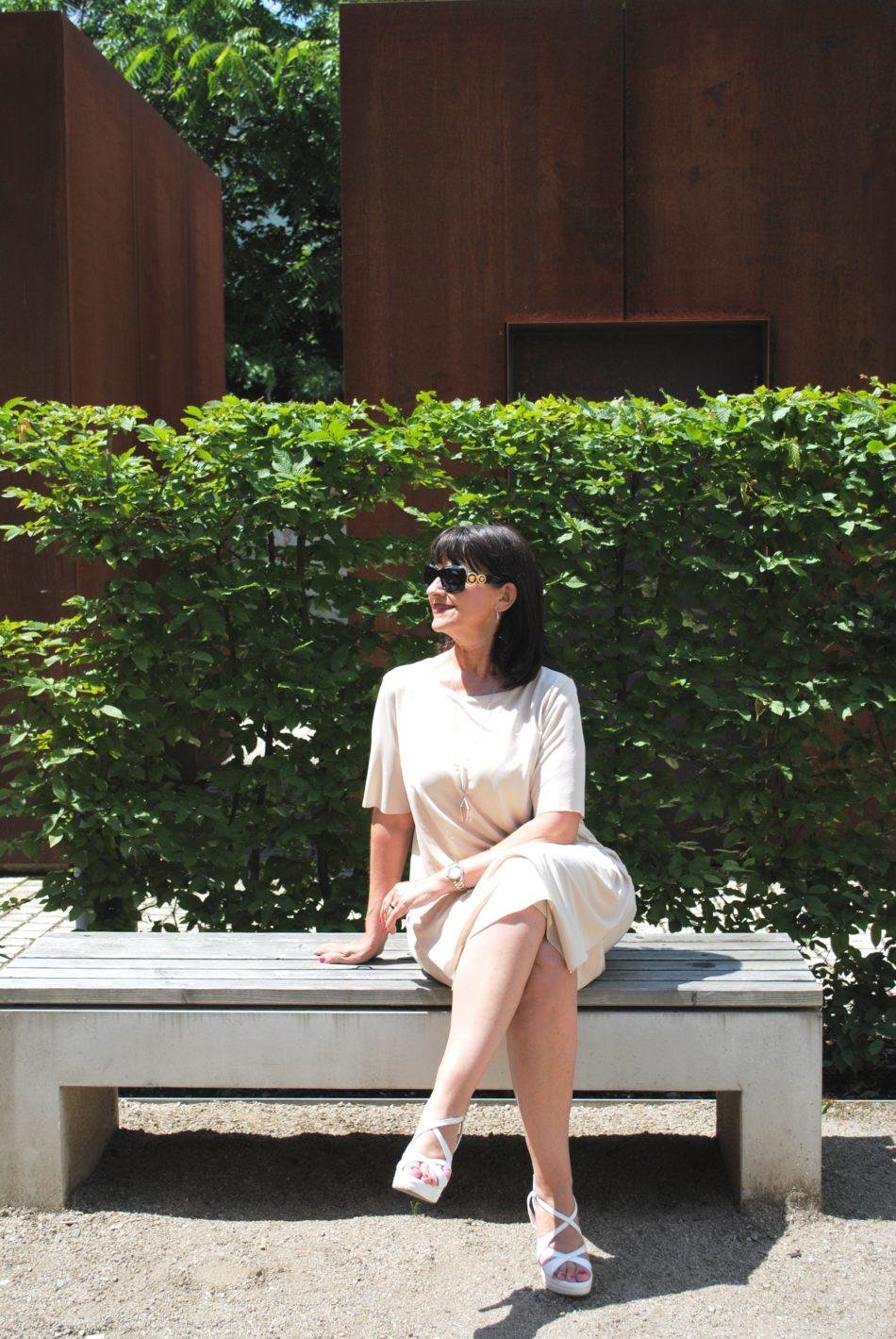 Sommerkleid nude Sonne_2