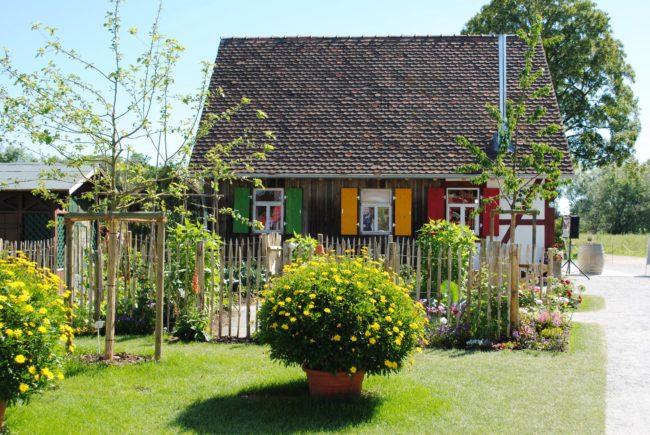 Gartenschau Haus