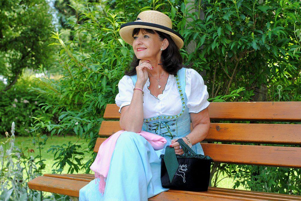 Im Dirndl zum Seefest am Tegernsee 2016