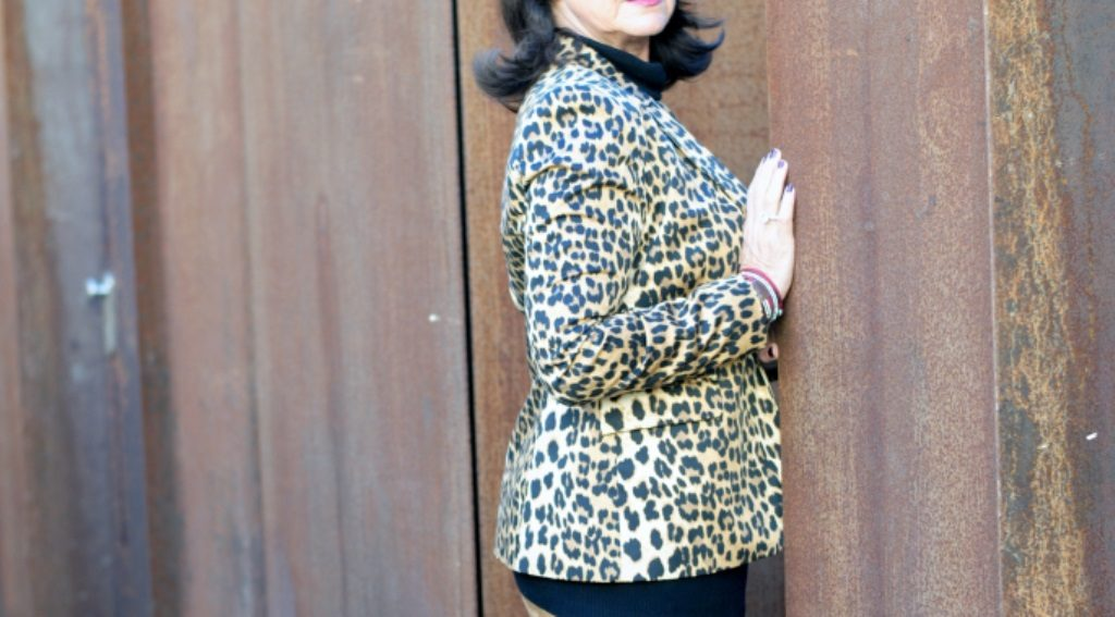 ANIMALPRINT – Gigi Hadid ist überzeugt davon