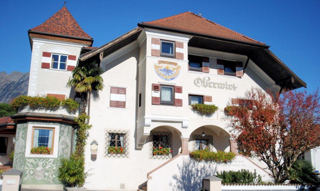 Romantik Hotel OBERWIRT – Ort der Glückseligkeit