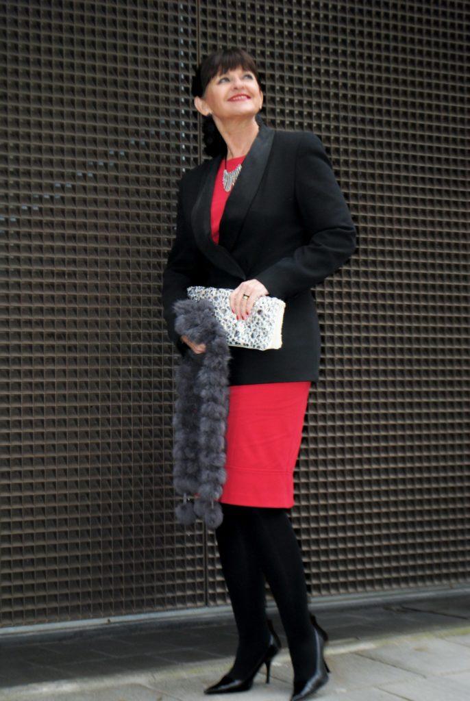 Rotes Kleid als Hochzeitsgast – Fashion-Coaching