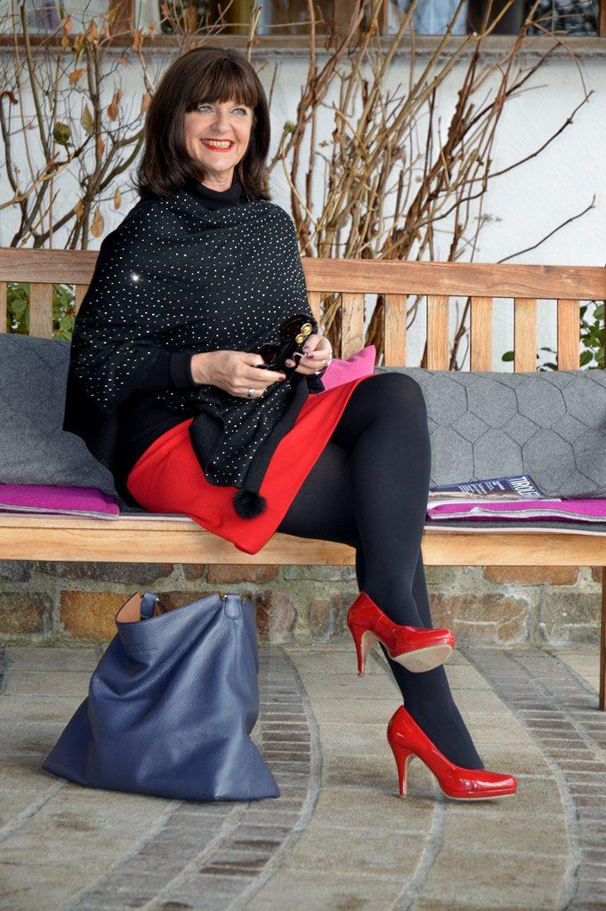 ff419726f8d0f6 Modetrend im Winter - wir tragen wieder Rock - Martina Berg - Lady ...
