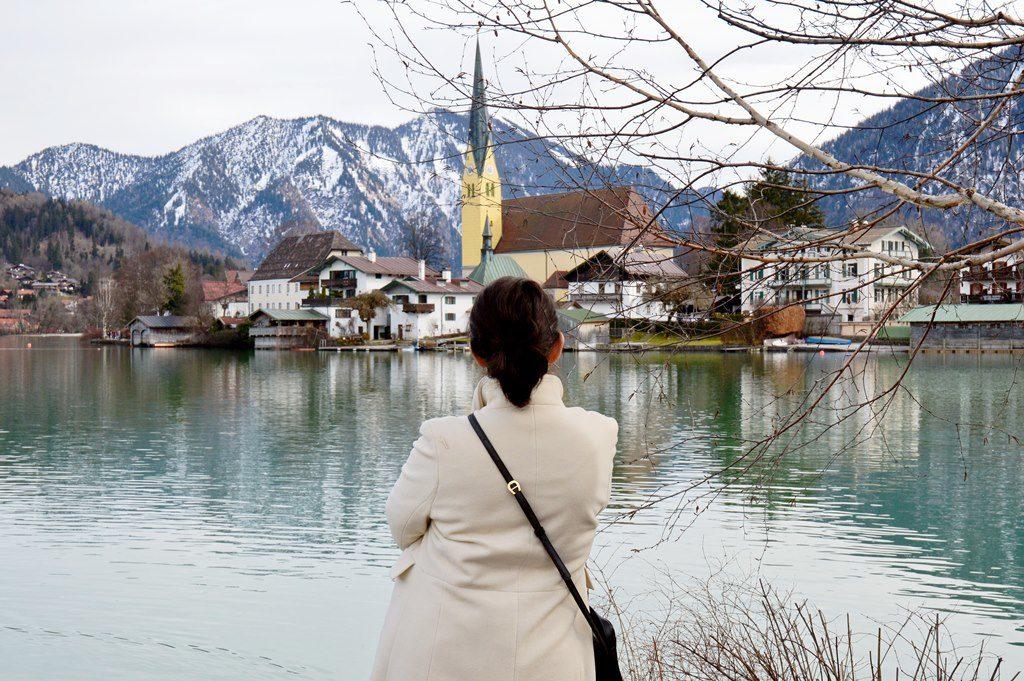 Hallo Frühling: Monochromer Look in wollweiß