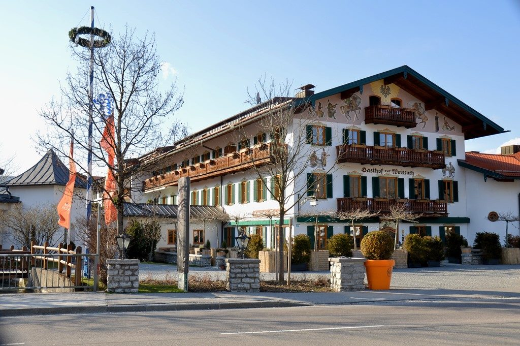 Hotel Bachmair Weissach – eine gelungene Sache!