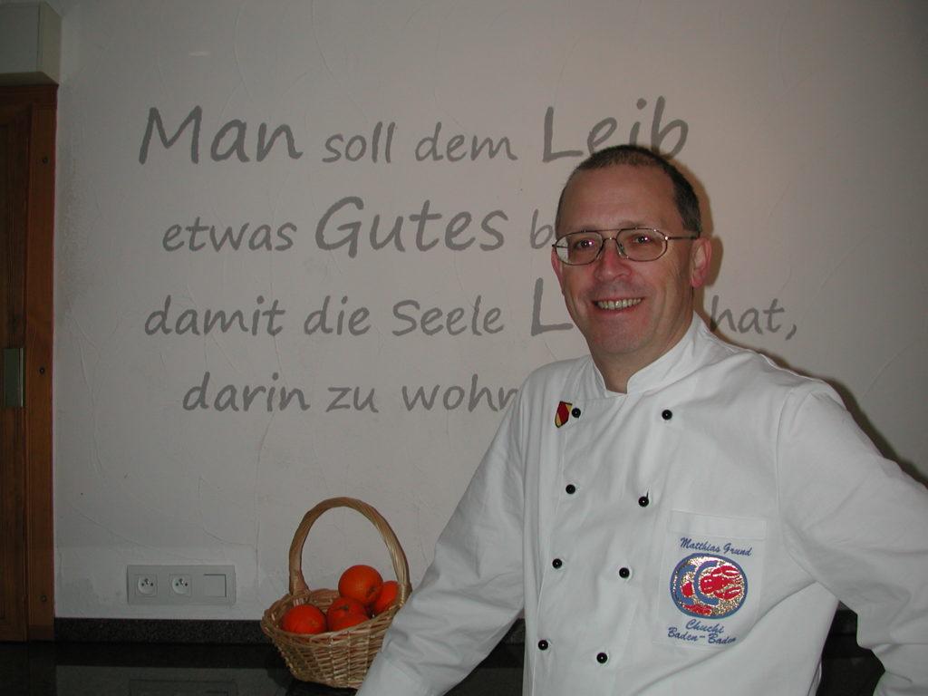 Männer 50plus: Von Köchen und Geniessern