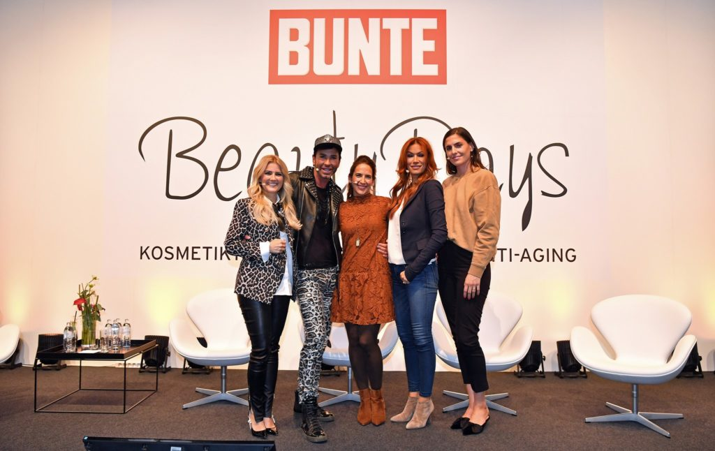 BUNTE BEAUTY DAYS in München