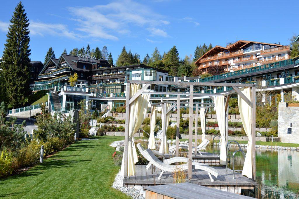 ASTORIA RESORT – 5-Sterne-S-Hotel in Seefeld