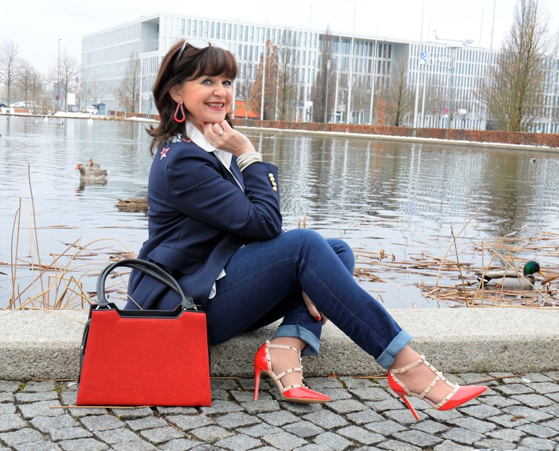 Business Look Jeans Deluxe