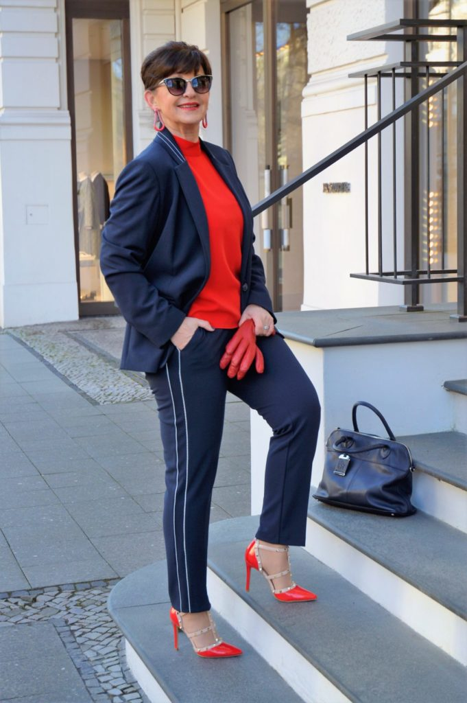 Look of the Week – Hosenanzug von Betty Barclay