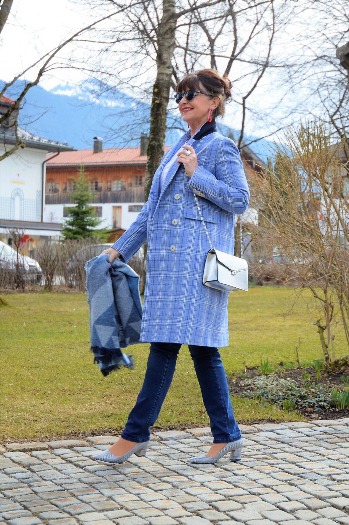 Lady Deluxe Karo Mantel I