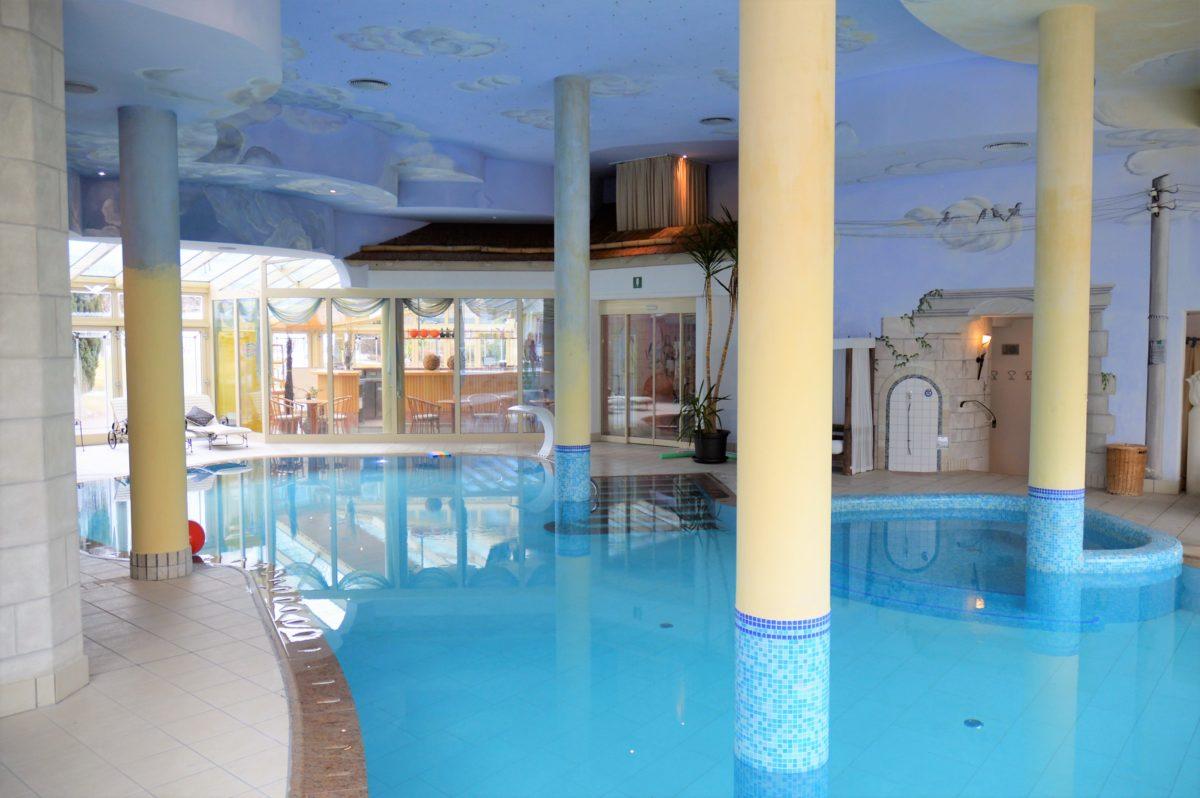 Hallenbad Hotel Moser