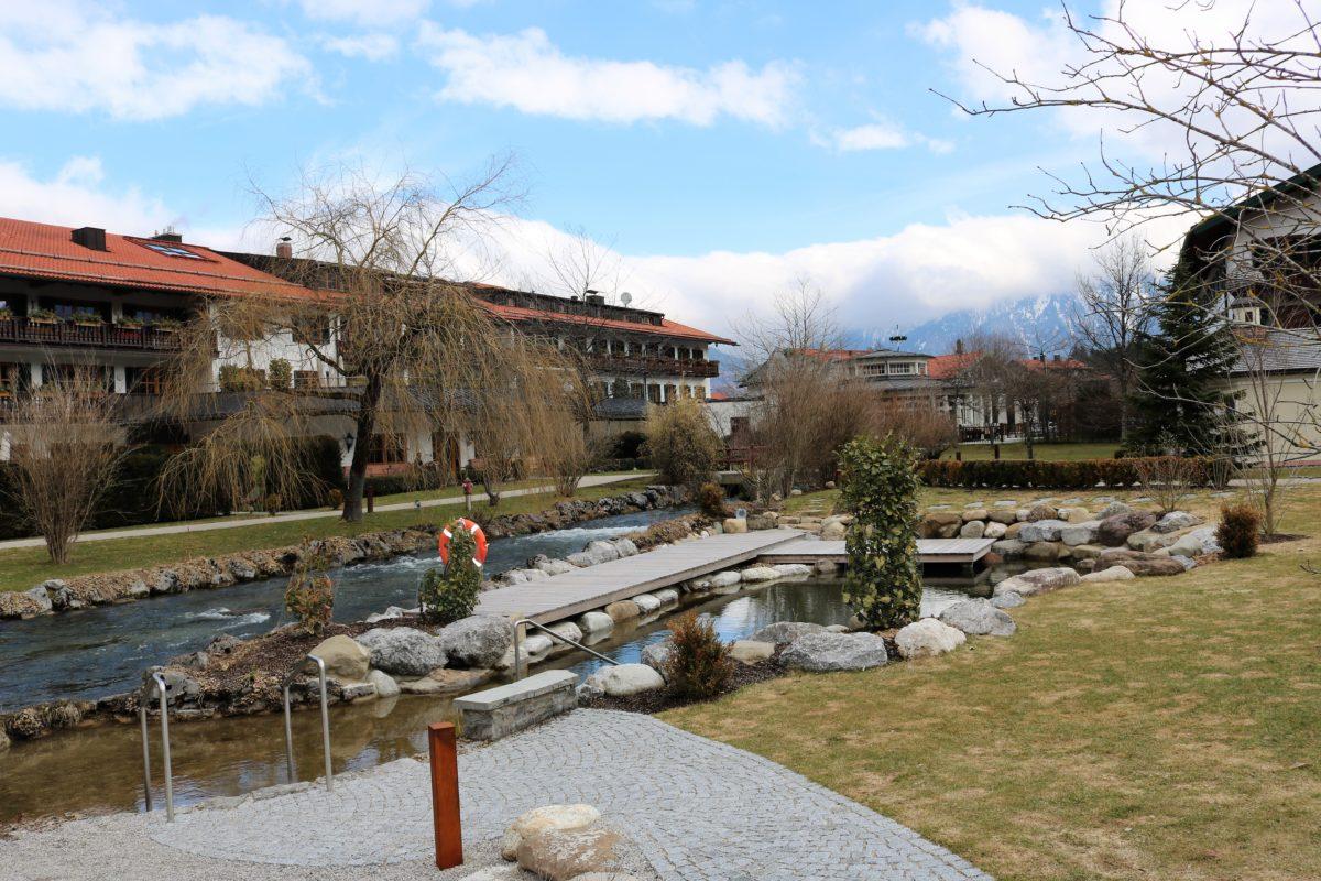 Naturbadesee Hotel Bachmair