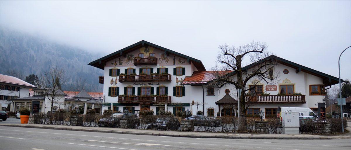 Hotel Bachmair Weissach im März 2018