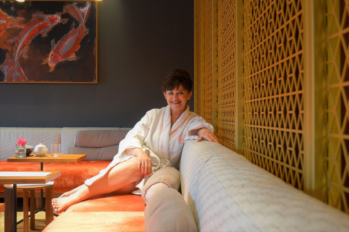 Wellness mit Lady 50plus