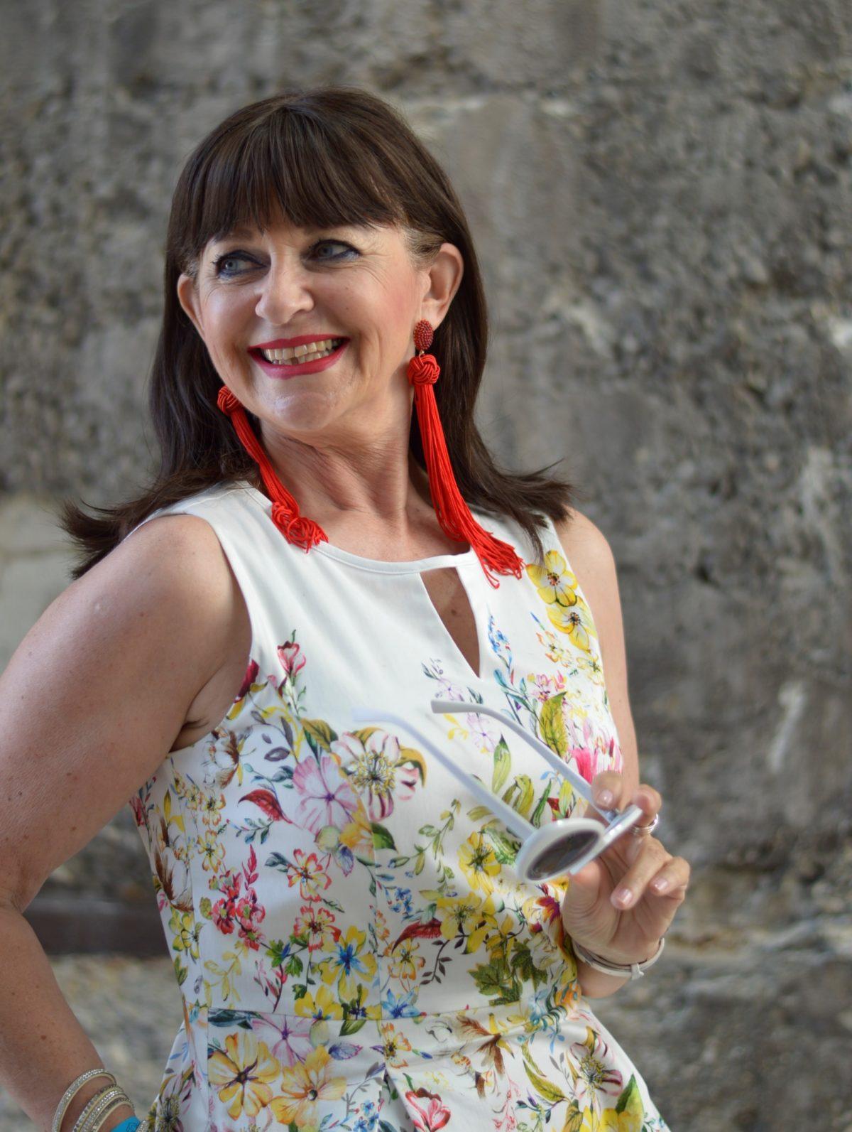 d094f108f963b 8 Styling Tipps für ein Sommerkleid - Summer in the city - Martina ...