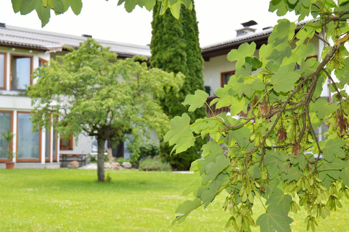 Garten Beautyfarm Servus