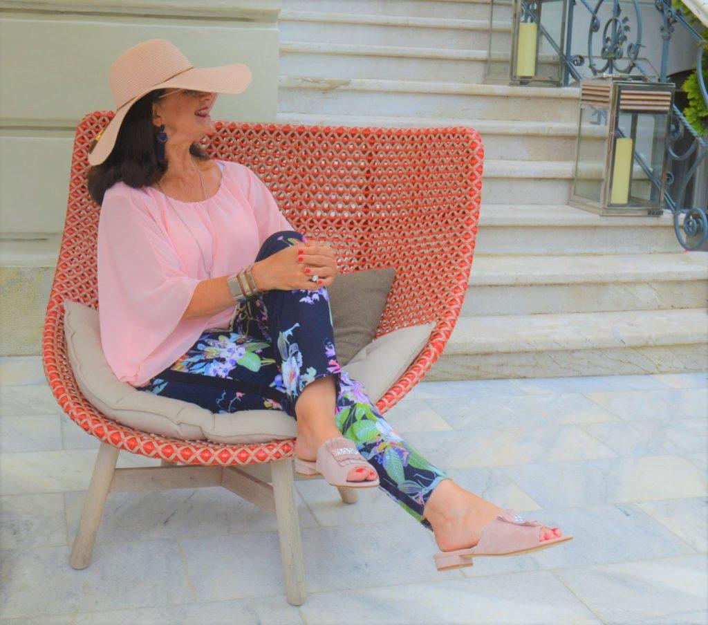 Wunschlos glückliche Füße zur Sommerzeit mit LaShoe