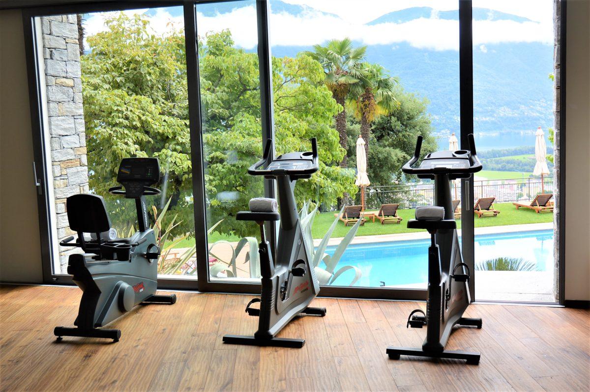 Fitness Villa Orselina