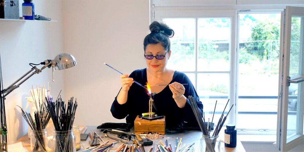 Frauen 40plus: Kunst bestimmt mein Leben!