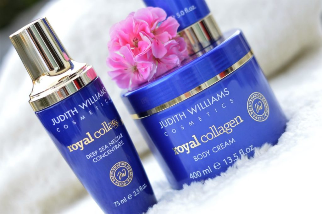 JUDITH WILLIAMS launcht die neue Linie ROYAL COLLAGEN