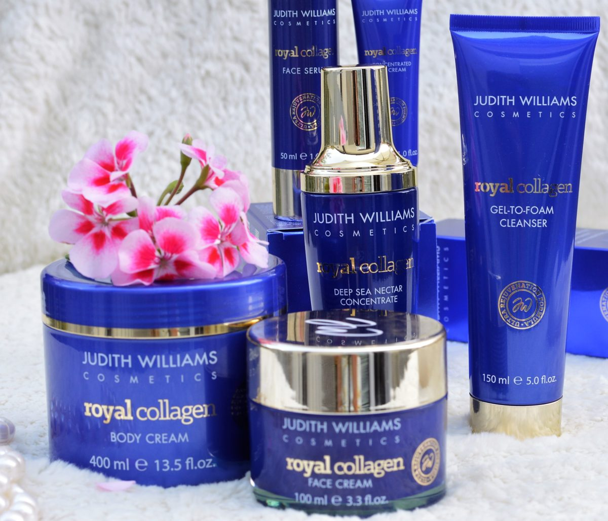 Pflegeserie Royal Collagen