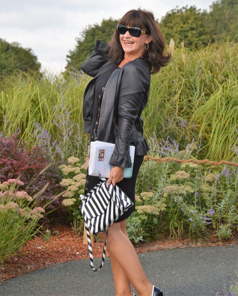 Herbstoutfit 2018 – Lady like im schicken Kleid