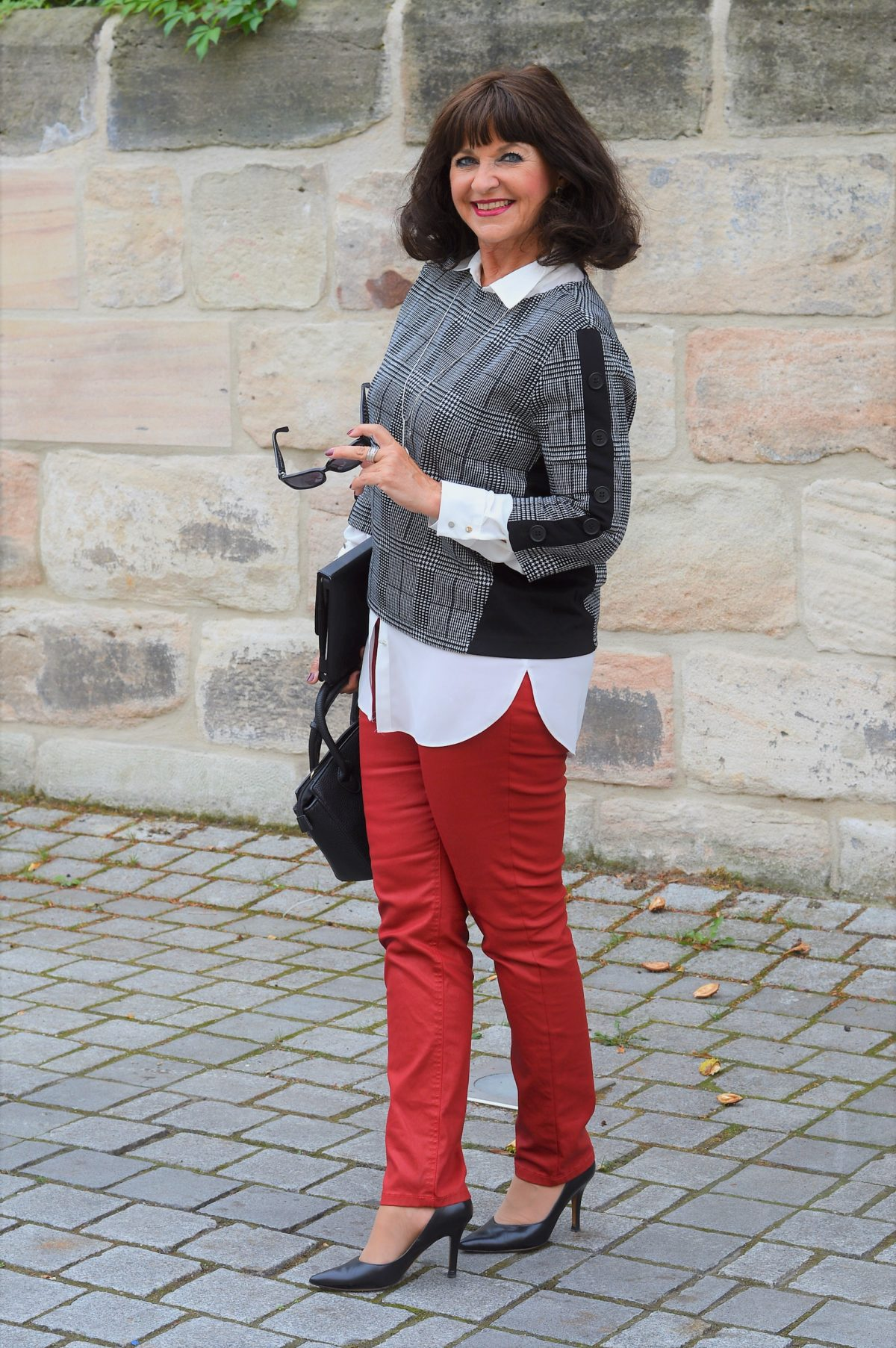 Herbstlook von Betty Barclay