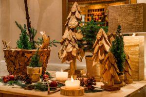 Holzdeko Weihnachten