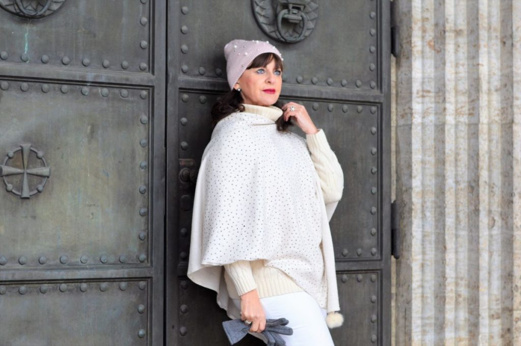 Wie man Winterweiss kombiniert – mal casual, mal Business Look