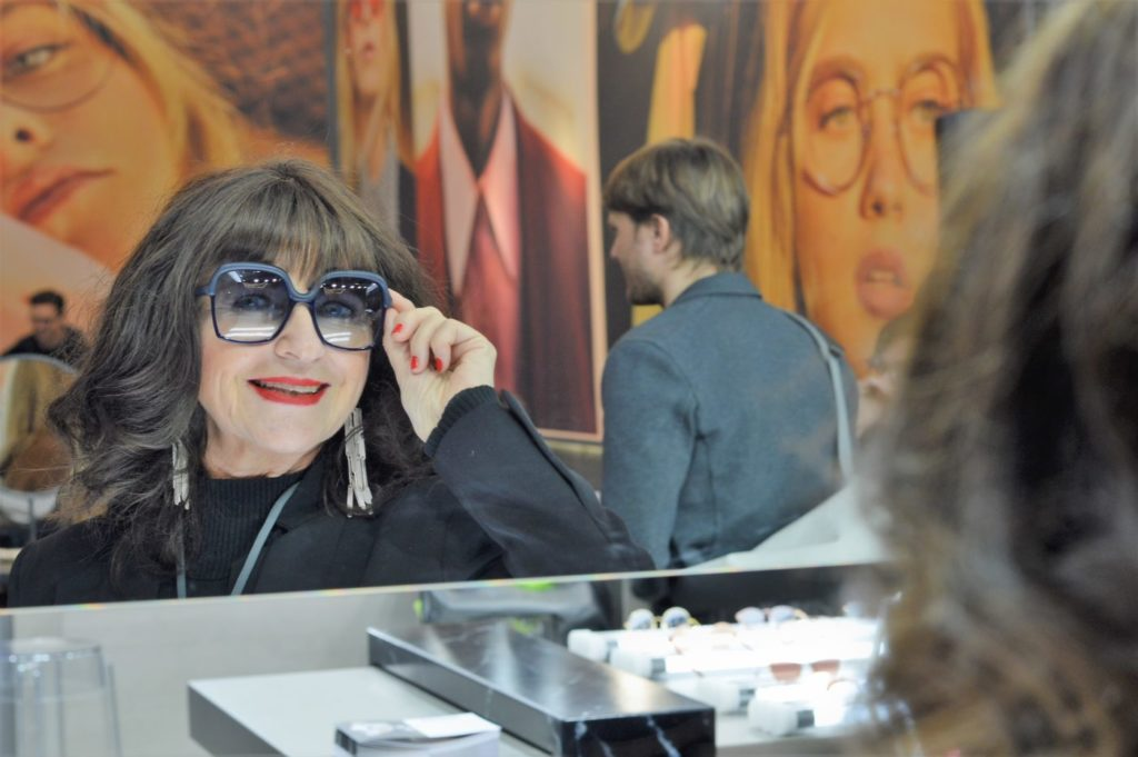Brillen Trends 2019 – Blogger Spectacle OPTI-Messe München