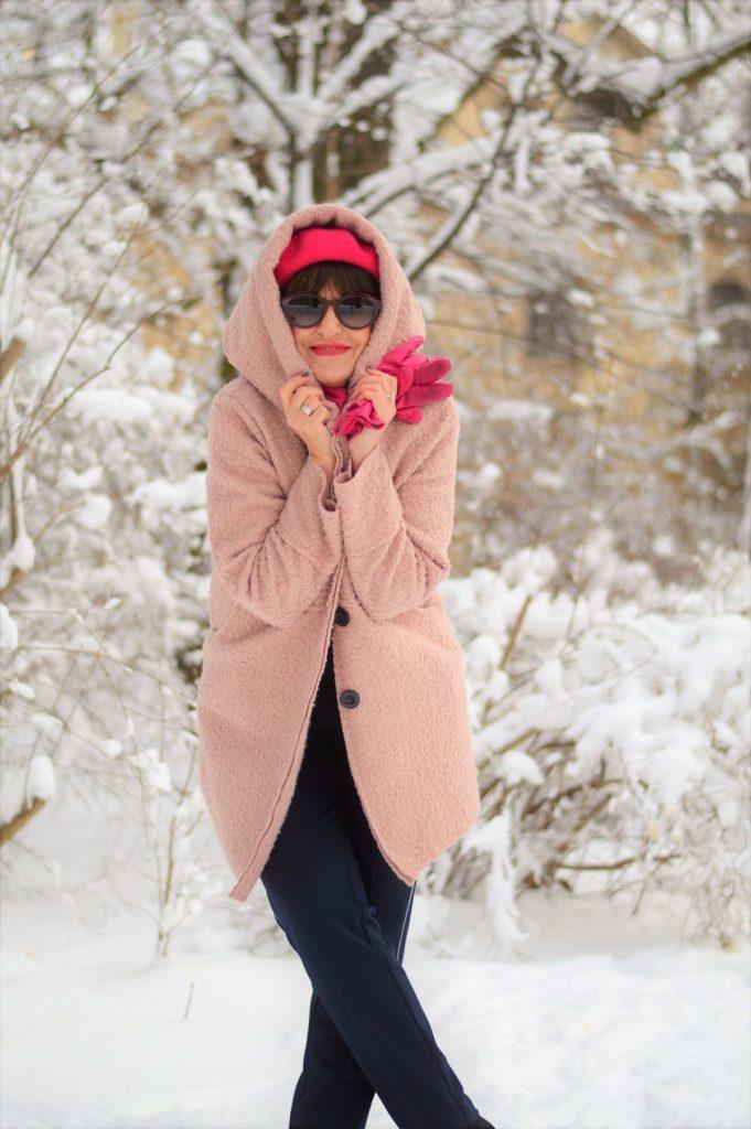 Rosetöne im Winter – darf ich vorstellen, zwei neue Labels