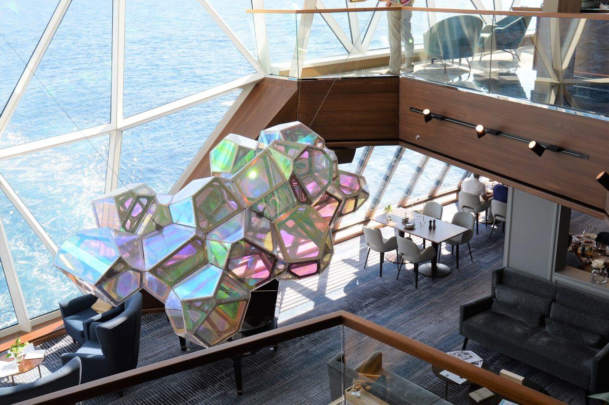 Ausblick Diamant Bar