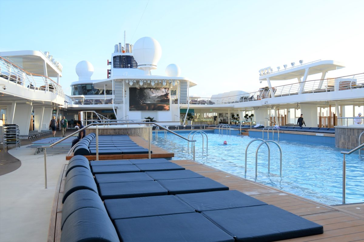 Tui Cruises Pooldeck