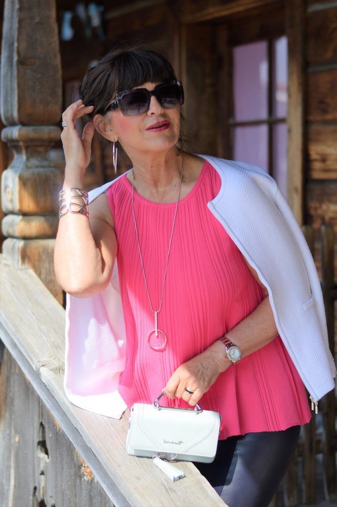 TOP in Pink Lady 50plus Biana Mode